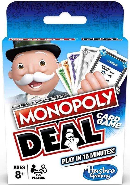 Afbeelding van het spel Monopoly Deal Eng Version