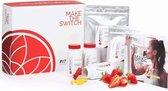 Sportvasten - Make the Switch - Aardbei - Startpakket vrouw