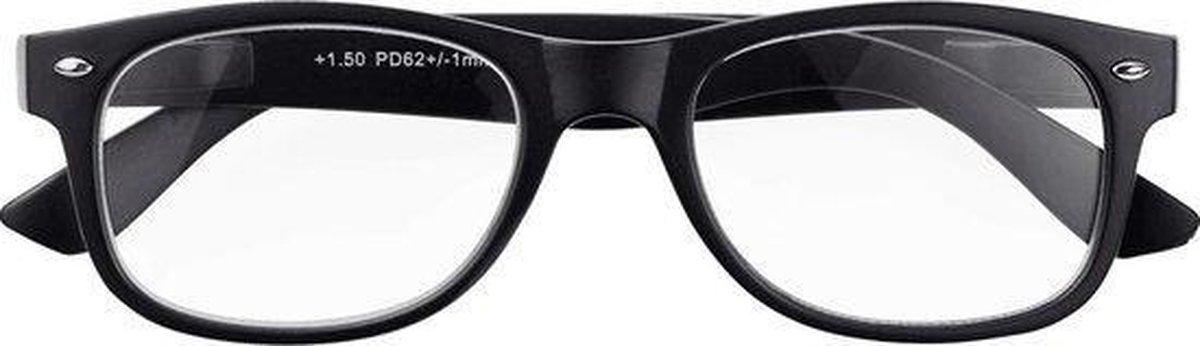 Leesbril Plastic Paars/Donkerblauw Unisex +1.5 Dpt kopen