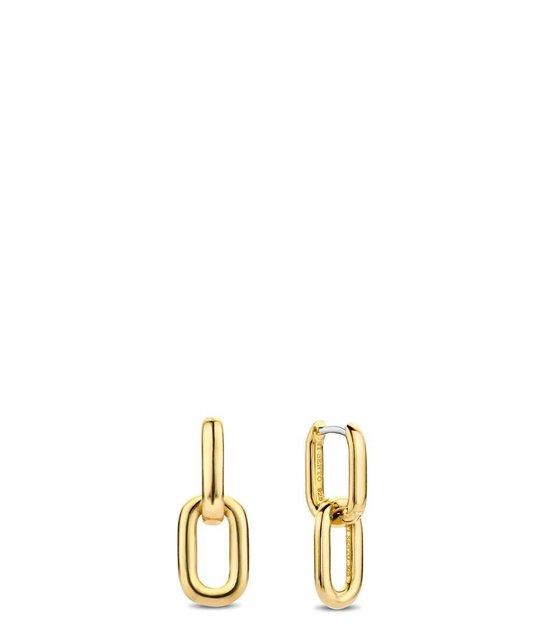 TI SENTO - Milano Oorbellen 925 Sterling Zilver Earrings 7831 Goudkleurig