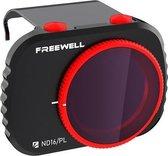 FrFreewell DJI Mini 1 & 2 ND16/PL camera filter