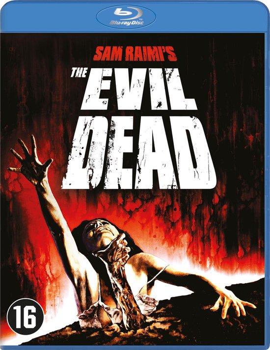 Cover van de film 'The Evil Dead'