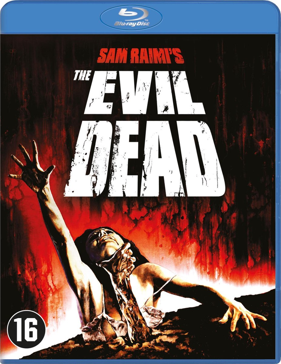 The Evil Dead (Blu-ray) - Film
