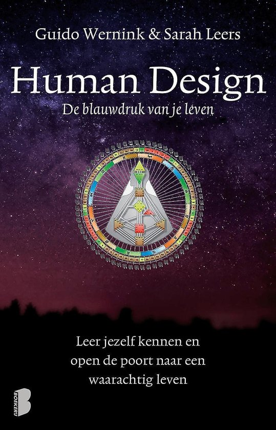 Boek cover Human design van Guido Wernink (Paperback)