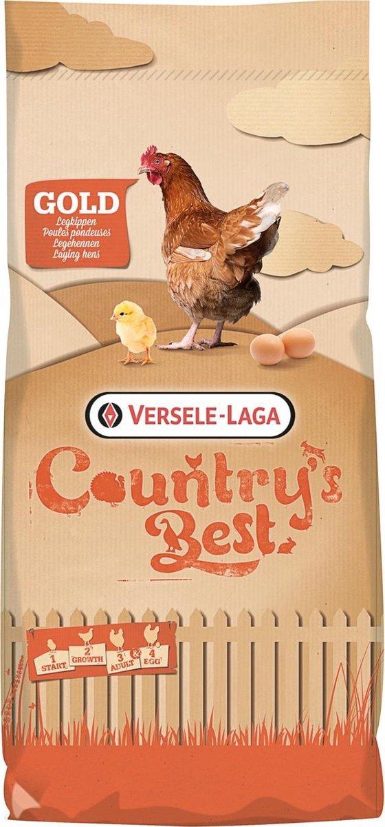 Versele-Laga Country's Best Gold - 20 kg - Versele-Laga Country`s Best