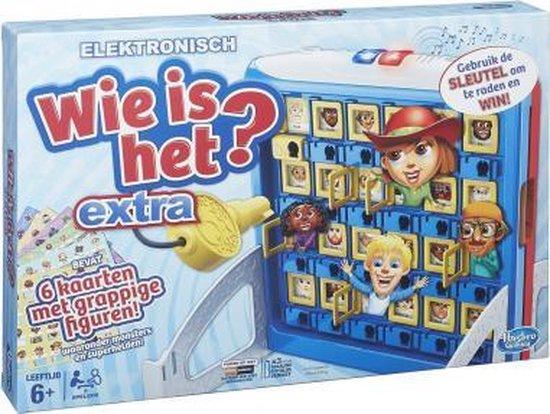 Wie Is Het? Extra - Kinderspel