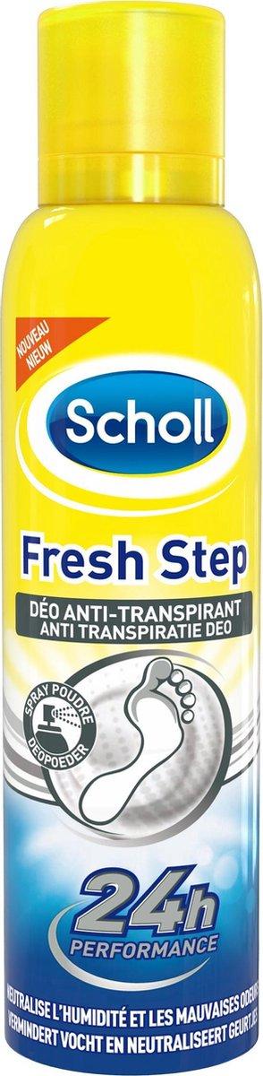 Scholl Deo Control Voetenspray Voetdeodorant - 150 ml - Voetenspray - Scholl
