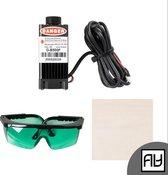 Creality Laser Engraving Starter Kit by AlphaHouse - laser graveren kit met bescherming