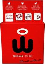 Wingman - Condooms 3 Stuks