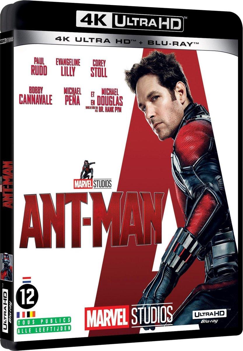 Ant-Man (4K Ultra HD Blu-ray) (Import zonder NL)-