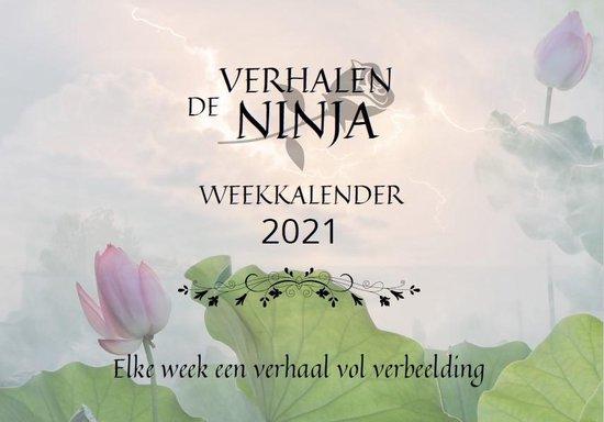 De VerhalenNinja Weekkalender 2021