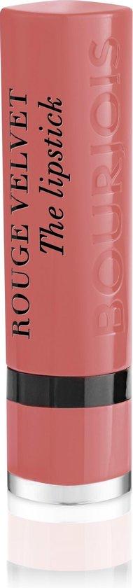 Bourjois ROUGE VELVET LIPSTICK - Flaming'rose - 002