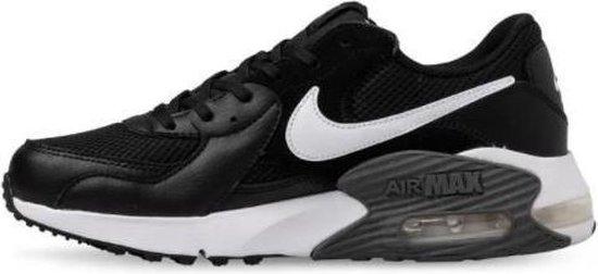 Nike Air Max Excee Heren Sneakers - Black/White-Dark Grey - Maat 44