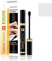 Eveline Cosmetics Eyebrow Corrector Transparent 9ml.