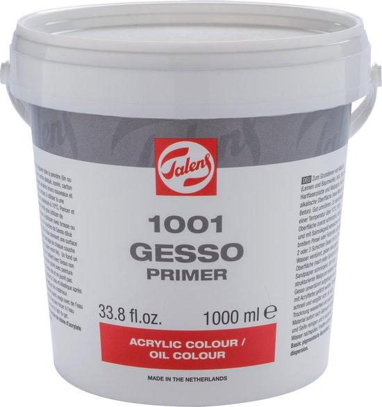 Gesso primer - 1001 - Emmer - Talens - 1000 ml - Multi