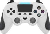 MOJO® Draadloze Controller Wireless Gamepad Geschikt voor PS4 – Wit