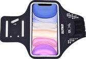 Athletix® - Universele Smartphone Hardloop Armband - Reflecterende Sportarmband -  Inclusief rui