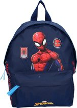 Spider-Man It's Me Again Rugzak - 6,1 l - Navy Blauw