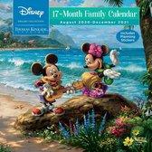 Disney Dreams Kinkade Planner 2021