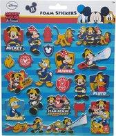 "Disney Foam Stickers ""Mickey"" +/- 22 Stickers"