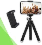 Statief Houder voor Smartphone, Telefoon of GoPro - Telefoonhouder - Camera Tripod - 360 Graden Verstelbaar