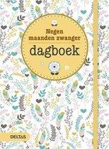 Negen maanden zwanger dagboek - Multicolor