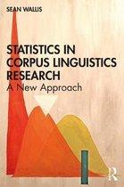 Statistics in Corpus Linguistics Research