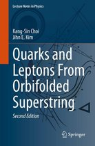 Quarks and Leptons From Orbifolded Superstring