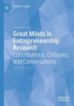 Great Minds in Entrepreneurship Research