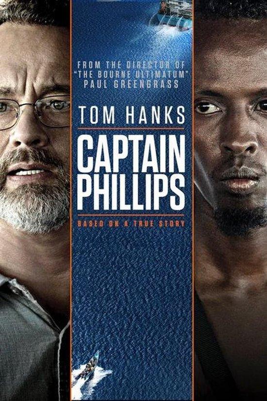 Cover van de film 'Captain Phillips'