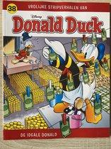 Vrolijke stripverhalen van Donald Duck deel 38  de ideale Donald