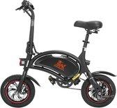 Fast Trax Kugoo B1 pro - APP IOS/ Android- Elektrische step/fiets met trappers - 25 KM per uur - Elektrische fiets - Elektrische step