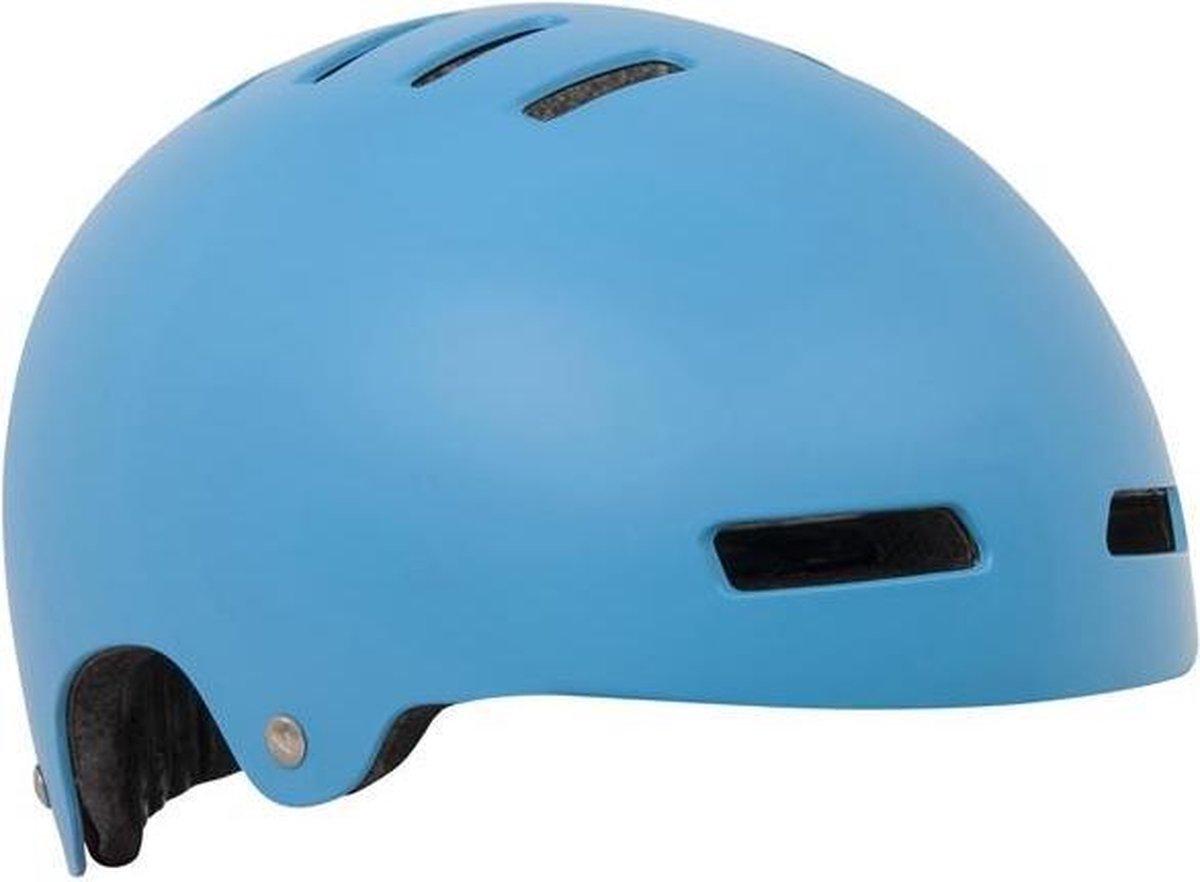 Lazer Fietshelm One+ Unisex Blauw Maat 58-61 Cm
