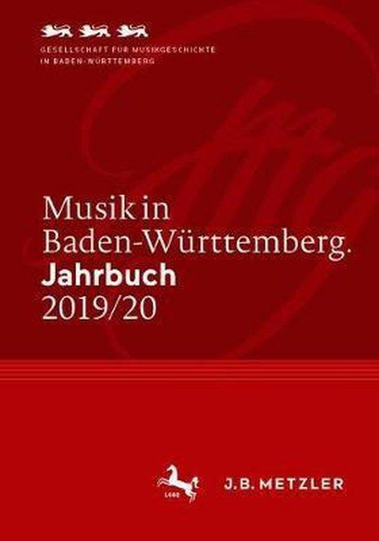 Musik in Baden-Wurttemberg. Jahrbuch 2019/20