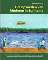 Het opvoeden van kinderen in Suriname