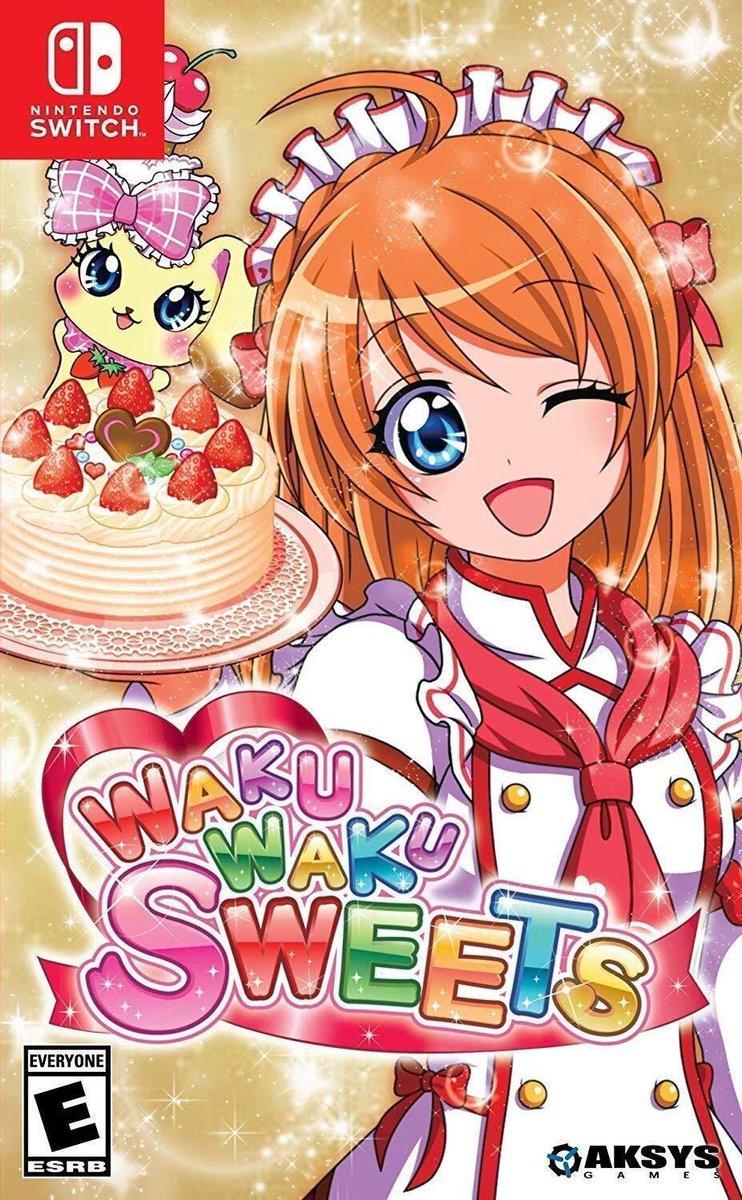 Waku Waku Sweets (#) /Switch