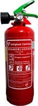 Vet / schuimblusser 2 liter, A-kwaliteit incl. Wandbeugel en keuring