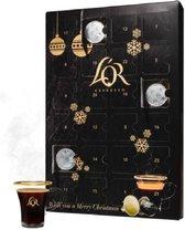 L'Or Nespresso Capsule Adventskalender - 24 capsules koffie - kerstcadeau