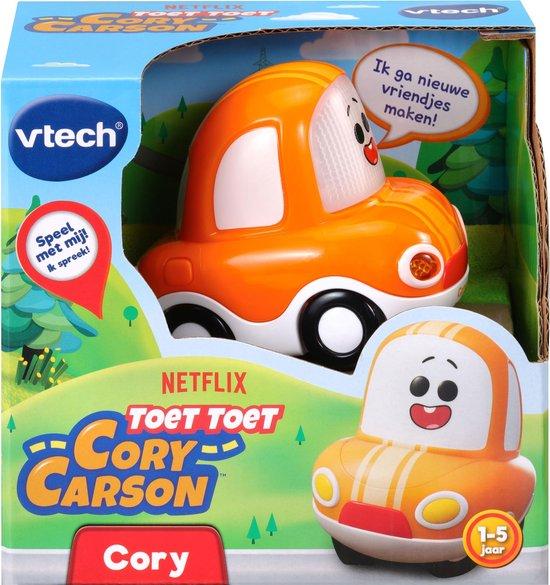 VTech Toet Toet Cory Carson Cory Carson - Speelfiguur