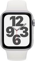 Apple Watch SE - Smartwatch - 40mm - Zilver