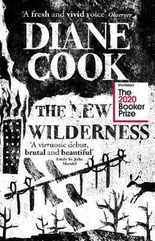 Boek cover The New Wilderness van Diane Cook