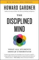 Boek cover Disciplined Mind van Howard Gardner