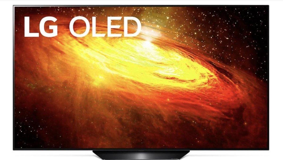 LG OLED55BX3LA – 4K OLED TV