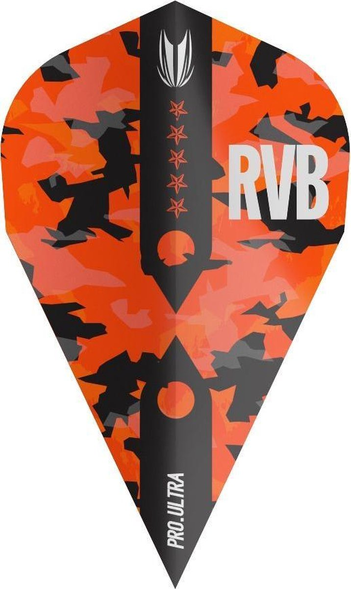 Target Pro Ultra Flight RVB Camo Vapor