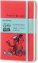 Moleskine Limited Edition Notebook Toy Story Pocket Plain Geranium Red