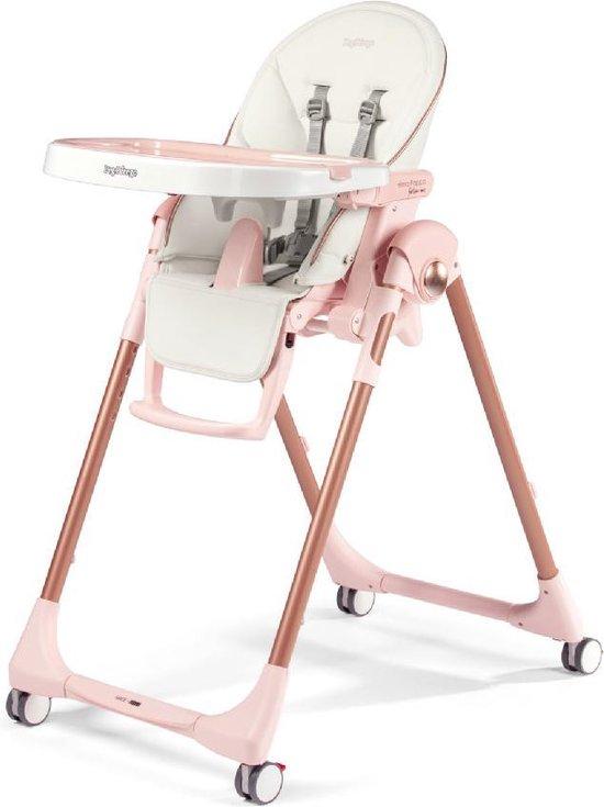 Product: Tweedekans  Peg-Pérego Kinderstoel Prima Pappa Follow Me Mon Amour, van het merk Peg Perego