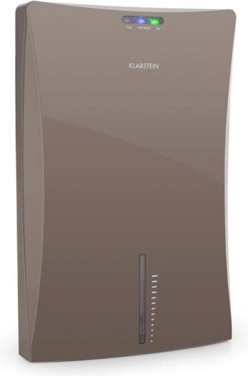 Drybest 2000 2G luchtontvochtiger ionisator 700 ml/d 70 W grijs