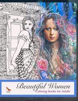 Beautiful Women Coloring books for Adults