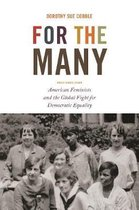Boek cover For the Many van Dorothy Sue Cobble