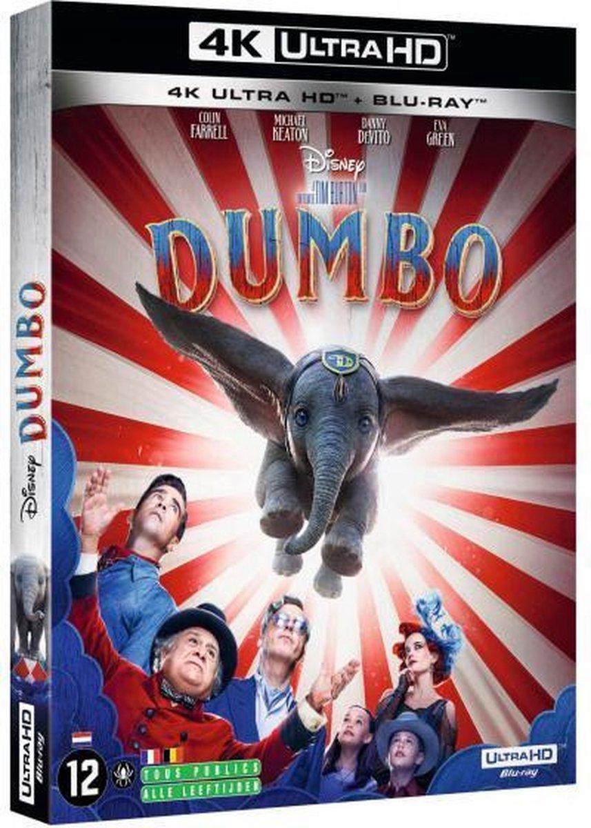 Dumbo (4K Ultra HD Blu-ray) (Import zonder NL)-